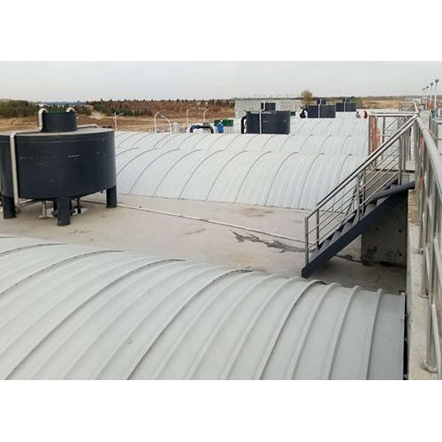 污水厂集气罩